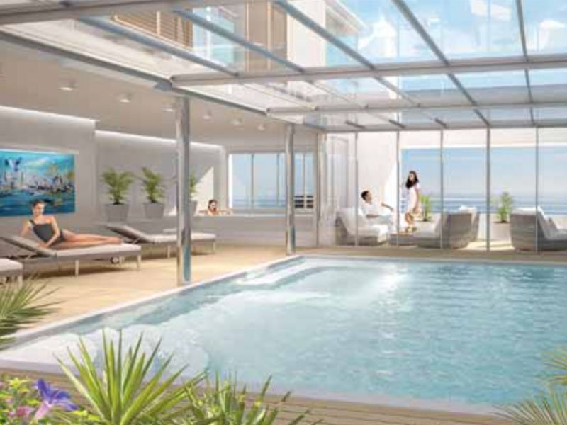 Luxury new apartments in Beausoleil for sale