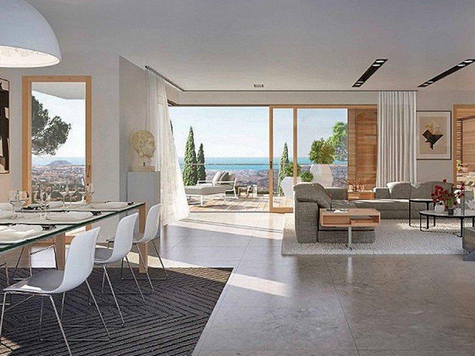 luxury villa apartments Nice