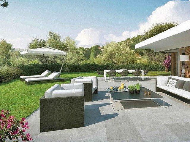Large apartment top domain Nice Cimiez tennis, golf, pool, sea view
