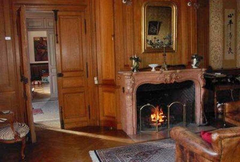 Rare: Castle for bed and breakfast in Bourgogne