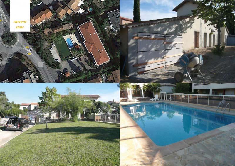 Cannes la Bocca project Bastide to finish for Bob the builder