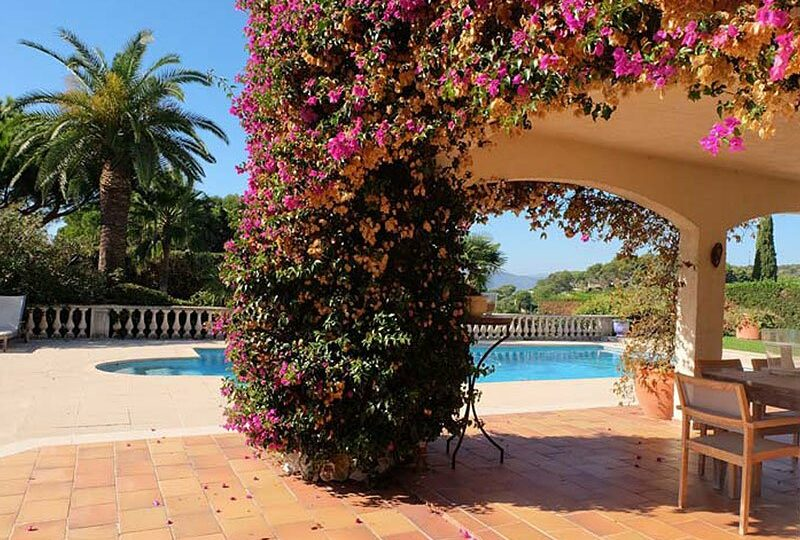 Super Cannes super villa super sea views