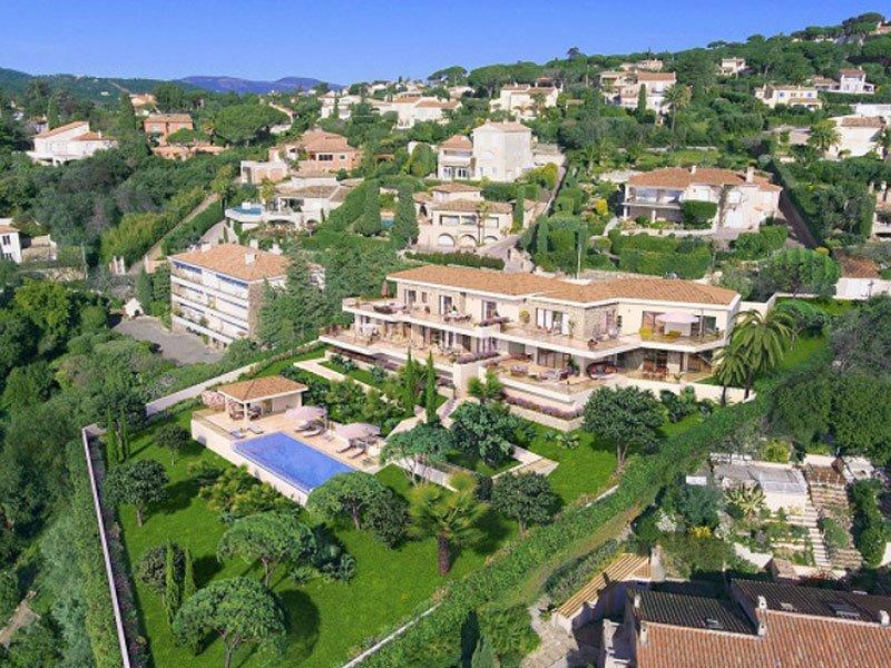Sainte Maxime exklusive Wohnung am Meer mit Infinity-Pool