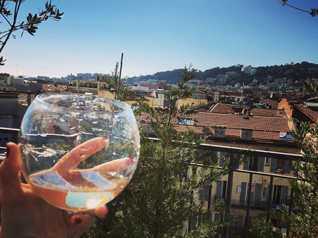 Discover your favorite roof top terrace in Nice, Côte d'Azur