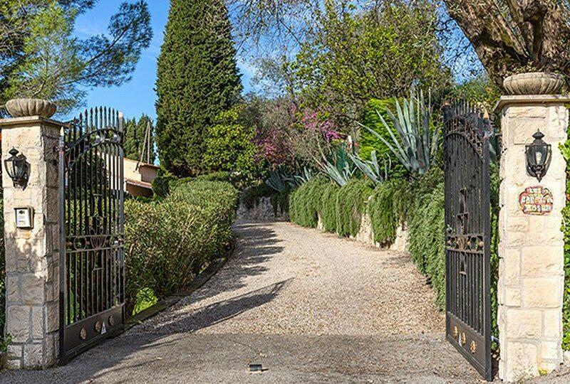 Bestehende Immobilien zum Verkauf französischen Riviera Côte d'Azur