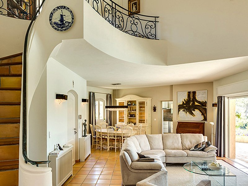 Perfect Provencal villa with pool, at 15 minutes from Cannes Croisette