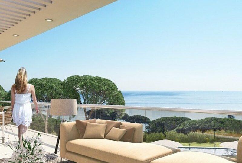 Neu in Sainte Maxime; stilvolles Wohnen am Strand