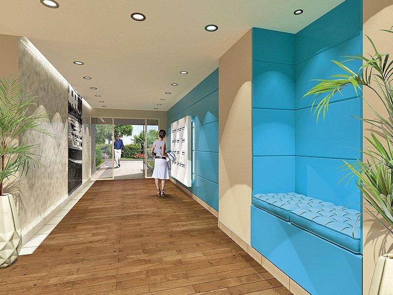 Villeneuve Loubet new apartments close to Marina Bay des Anges