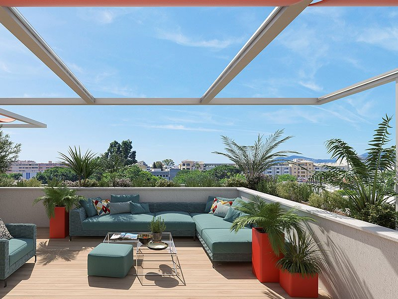 Buy a second home in Cannes, close to Croisette
