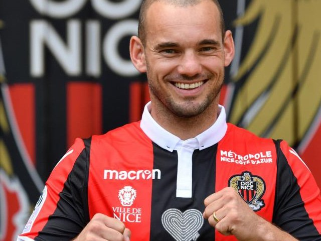 Sneijder goes Nice, Mistral wind and empty ports on the Côte d'Azur
