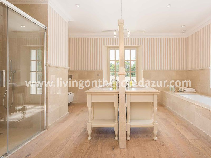 Luxury double villa property for sale Mougins