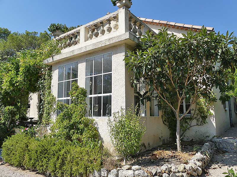 Quietly located Provencal house Bargemon with free views
