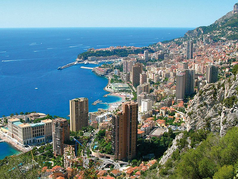 Beausoleil double penthouse with 7 bedrooms and super views on Monaco
