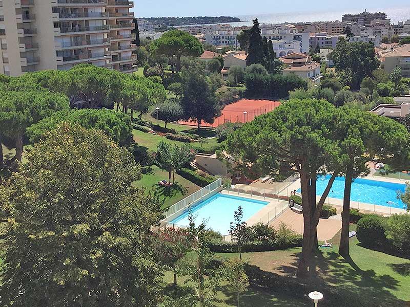 In Luxusdomizil: Ideale Ferienwohnung Juan les Pins zu verkaufen