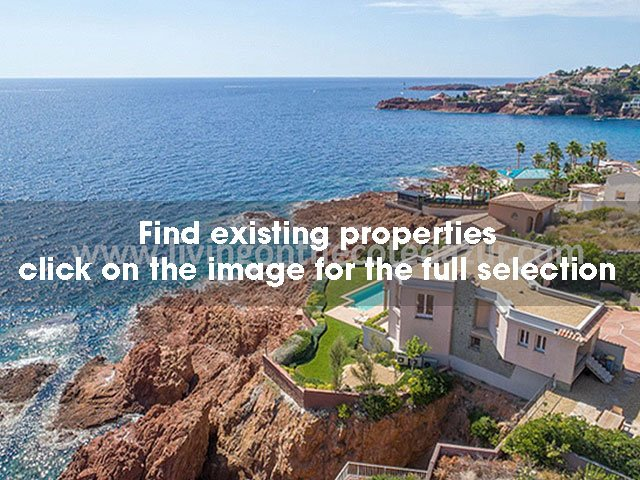 Existing properties for sale on the French Riviera Côte d'Azur