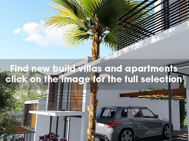 New build construction villa French Riviera
