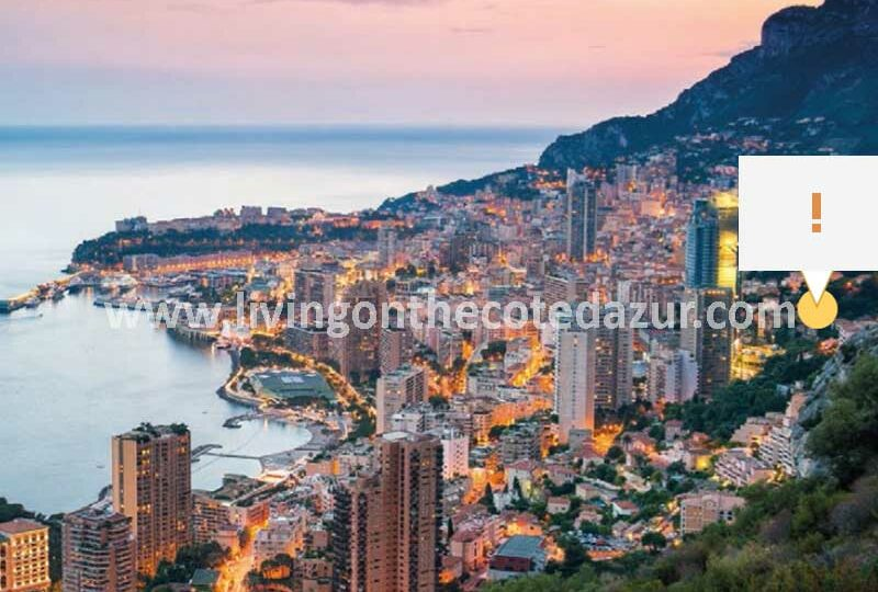 Beausoleil apartment: stylish living in palace at 100 meters from Monaco