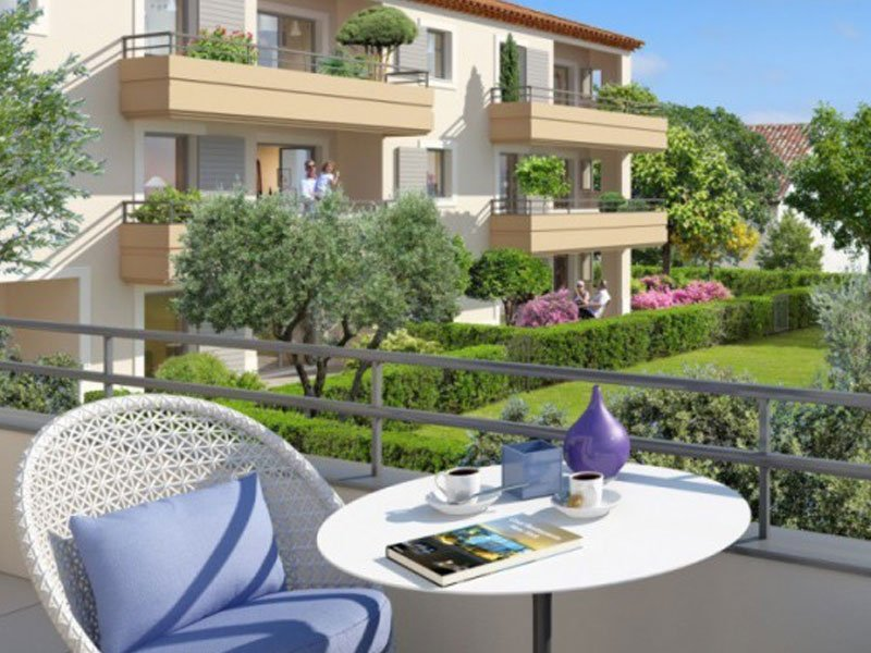 Cozy apartments in peaceful residential area Juan les Pins