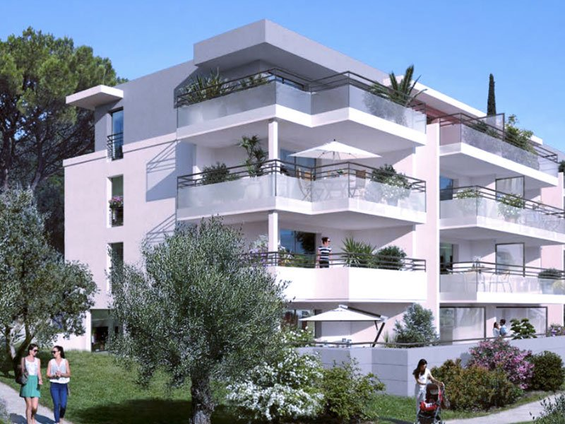 New apartments offer in Saint Laurent du Var