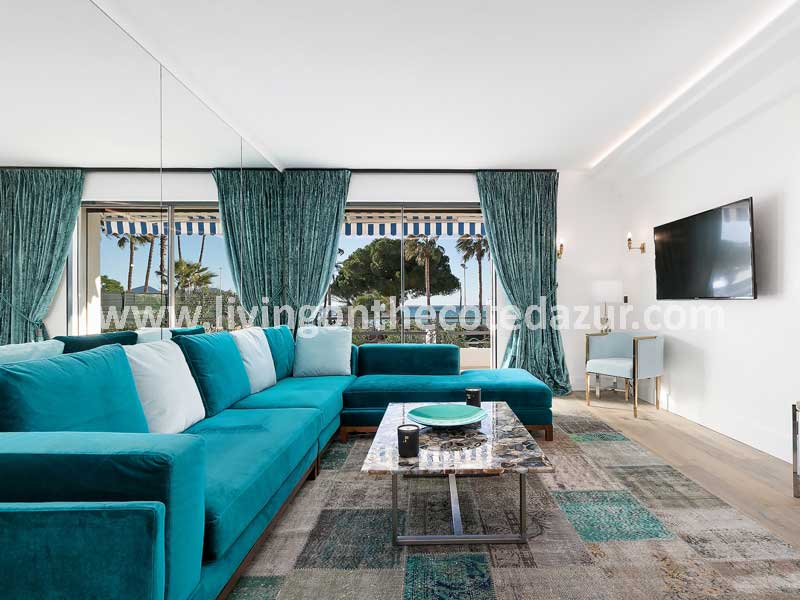 Classy apartment on the Croisette in Cannes
