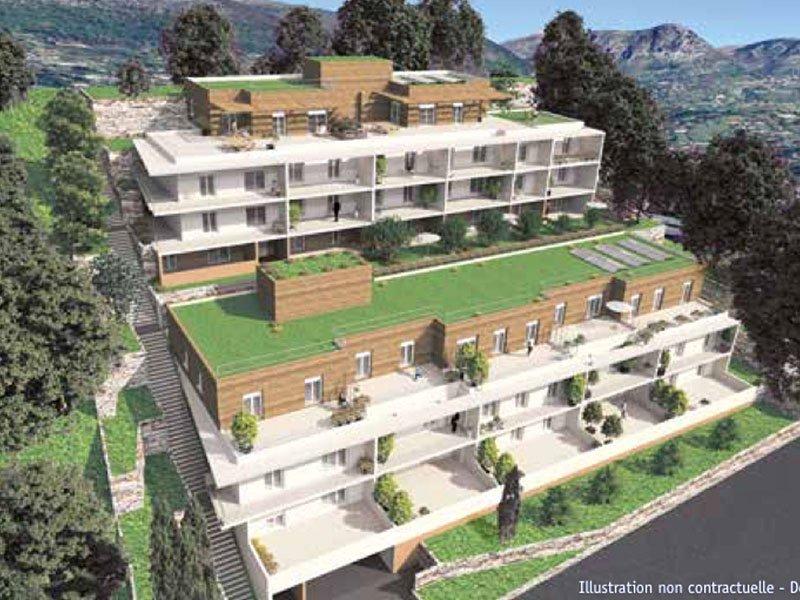 Contemporary style new apartments Vence - Côte d'Azur