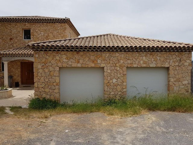 garage, stone-wall electricity France Renovation, repair and construction work on the Côte d'Azur