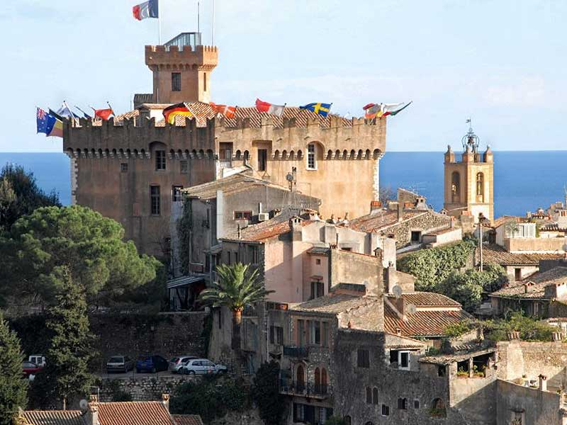 New apartment near the castle of Cagnes sur Mer - Côte d'Azur