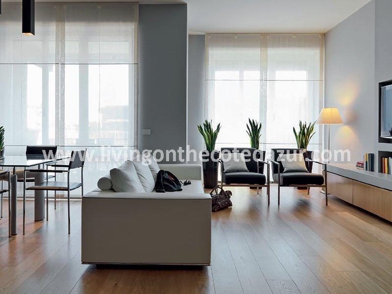 new apartment Juan Les Pins neue Wohnung Juan Les Pins