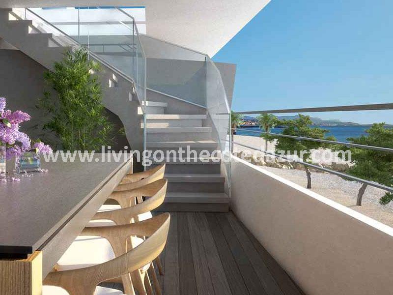 Find the best penthouse on the Côte d'Azur!