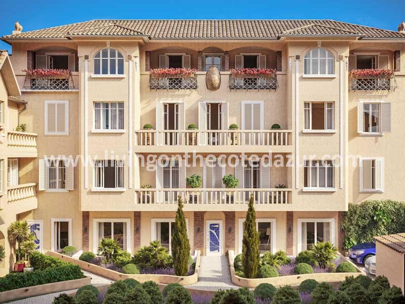 Unique New Apartments In 1930 S Building Center Saint Tropez