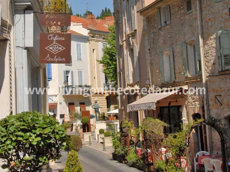 New apartments Cannes le Cannet ten minutes from beach