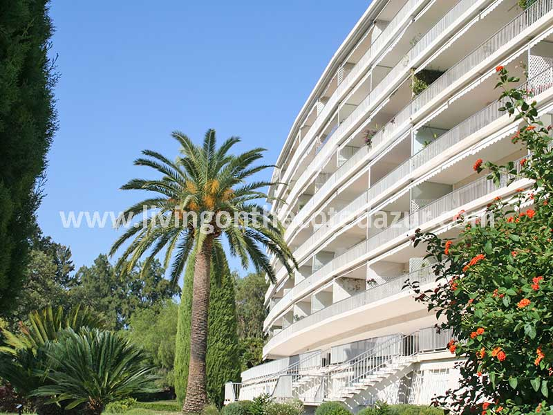 Exclusive 3 bedroom apartment Cannes Champfleuri