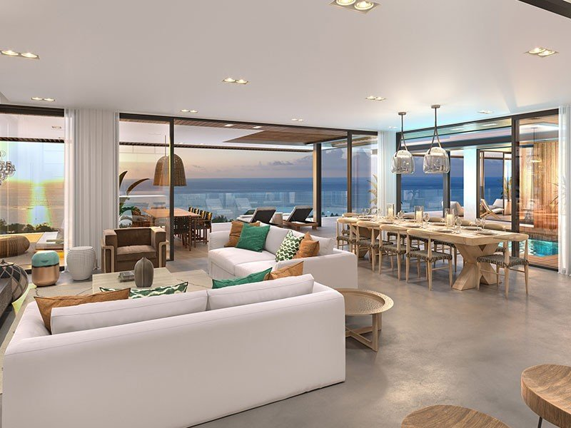 Fantastic new construction in Mauritius in wonderful tax climate