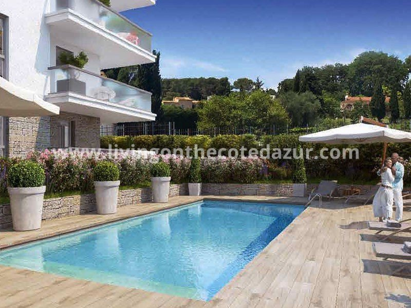 Mougins lease-back construction: 3.8% return on investment - Côte d'Azur