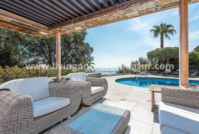 Vente villa et penthouse de luxe Cannes Côte d'Azur