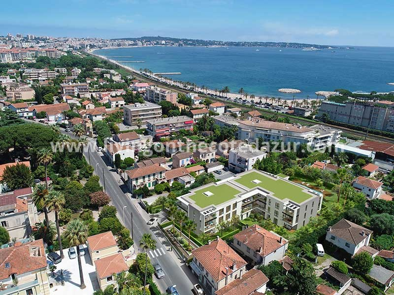Sunny and new: apartments for sale in Golfe Juan