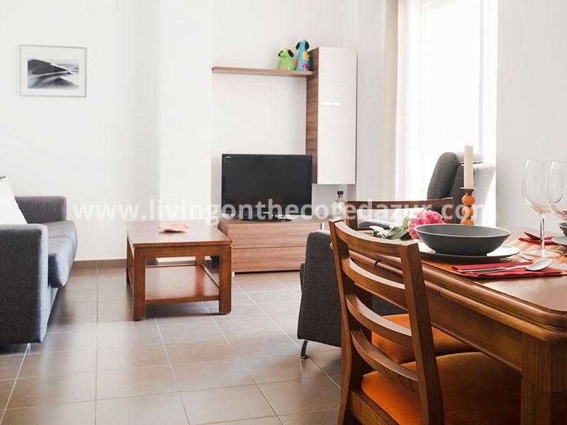 New apartment for sale, close to the beach in Cala Vadella, Ibiza