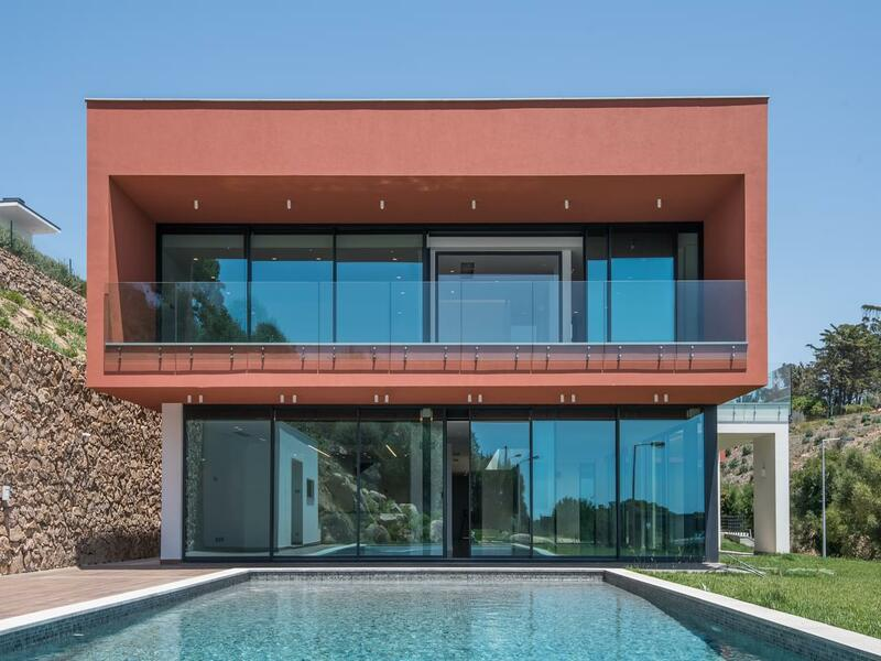 The best of the best contemporary villa in Cascais Portugal