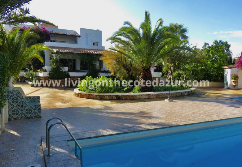 Beautiful spacious villa with separate guesthouse - San Agustin Des Vedra, Ibiza