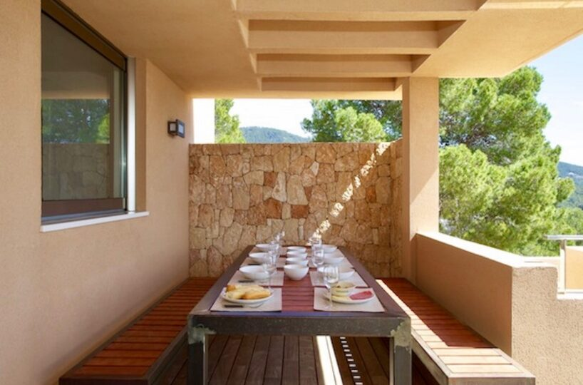 Luxurious apartment with Es Vedra view- Cala Carbo, Ibiza