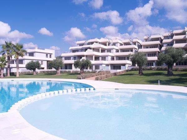 Two bed holiday apartment - Cala Tarida, Ibiza