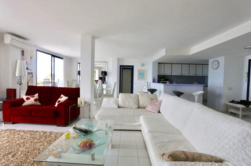 Investment opportunity split apartment - Marina Botafoch, Ibiza