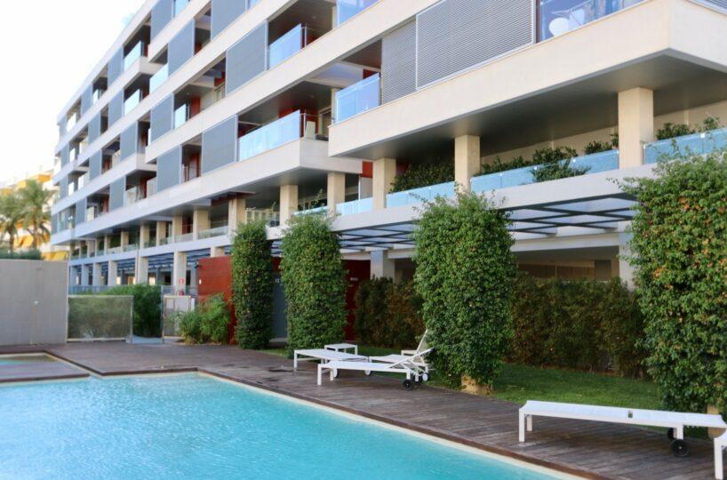3 bedroom apartment near beach - Talamanca, Ibiza