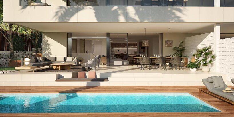 Super luxury new apartment - Talamanca, Ibiza