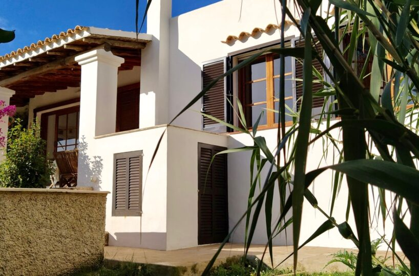 Finca with panoramic sea views - Es Cubells, Ibiza