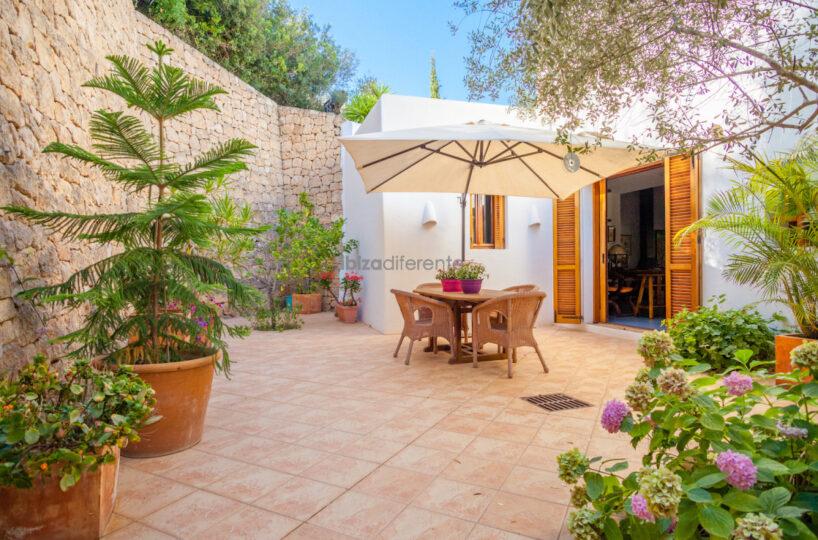 Spacious townhouse Finca - San Agustin Des Vedra, Ibiza