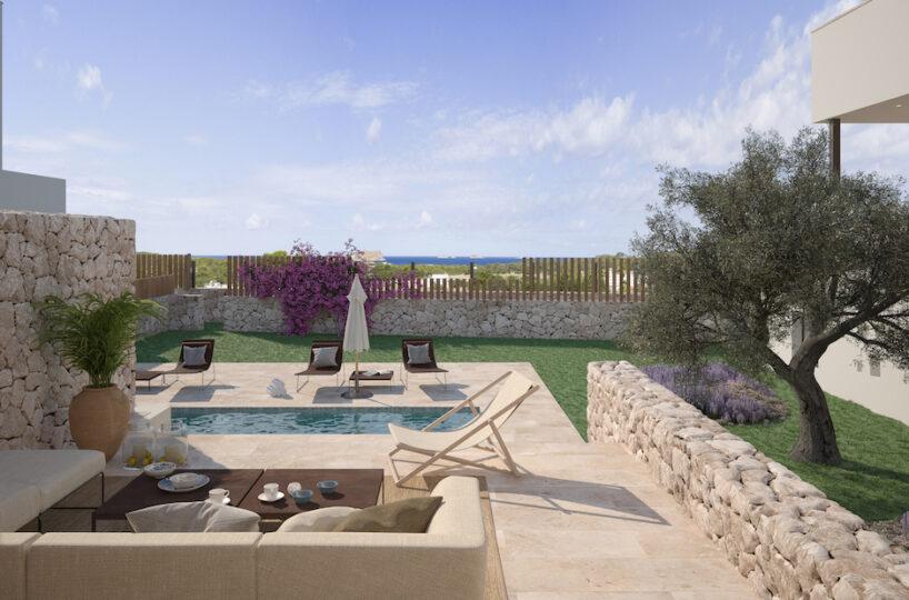 Top class Cala Conta limited edition villa - Ibiza