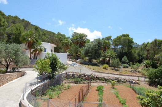 6 bed villa with pool - Cala Vadella, Ibiza