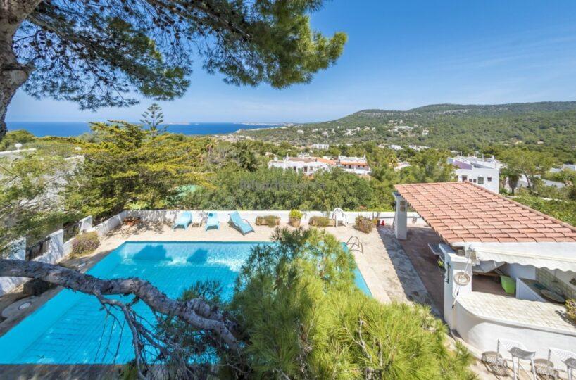Ibiza style house - Cala Vadella, Ibiza