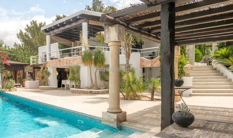 Renovated villa with rental license - San Agustin Des Vedra, Ibiza